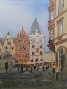 Trier Steipe ausFleischstraße