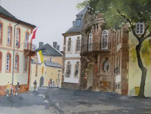 Trier Palais Kesselstatt