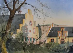 Weingut von Schubert bei Mertesdorf