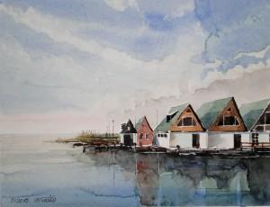 Ostsee Althäger Hafen