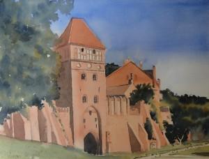 Tangermünde Stadtmauer