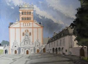 Trier Matthiasbasilika