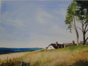Ostsee Ahrenshoop Strand