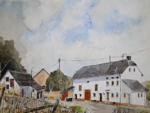 Niedersehr Hof Haus Nr.2 mit Kleintierstall