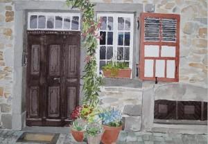 Monreal Impression Hauseingang
