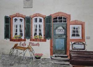 Monreal Impression zum Cafe Plüsch
