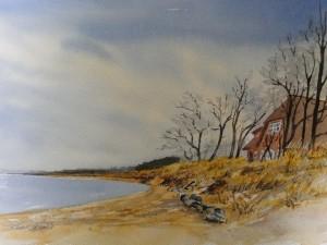 Föhr Strand bei Wyk