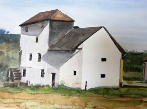 Zerf alte Mühle
