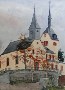 Kasel Kirche