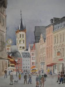 Simeonstraße Hauptmarkt