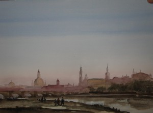 Dresden Elbspaziergang