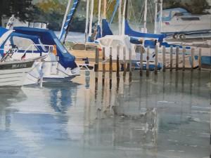 Trier Sportboothafen