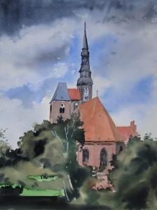 Tangermünde  Kirche