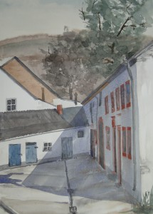 Alter Bauernhof Hof A. Theisen