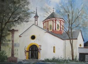 Trier Heiligkreuzkapelle