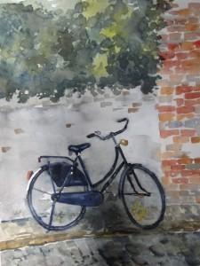 Impression aus Holland Größe 38 x 50 cm