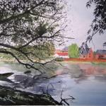 Strodehne an der Havel